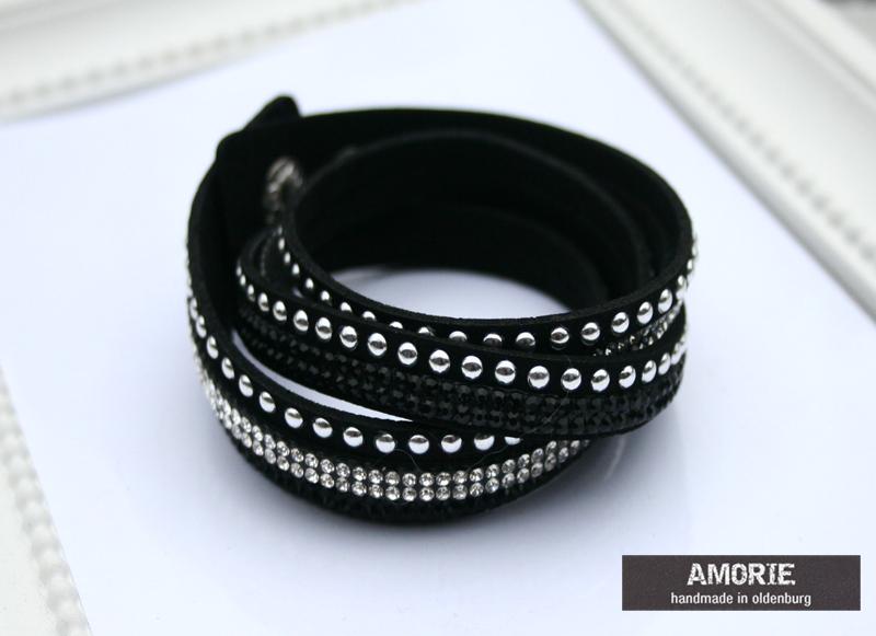 wickelarmband-schwarz